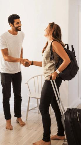 Airbnb, nachteilig für hotels?