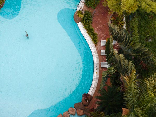 Hotelanlage-Verwaltung